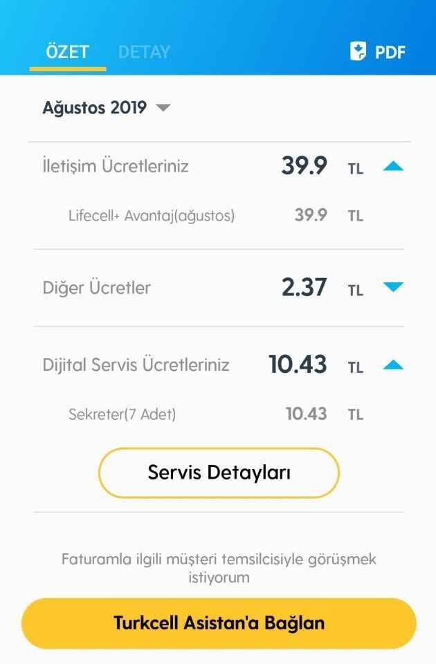 Bu da Turkcell'in hırsızlık düzeneği - En Kocaeli