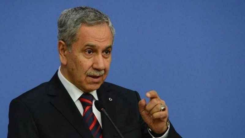 Bülent Arınç'ı eleştiren il başkanı görevden alındı