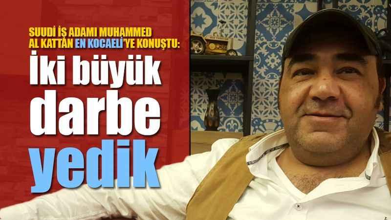 Muhammed Al Kattan En Kocaeli'ye konuştu: Türk adaletine güveniyorum