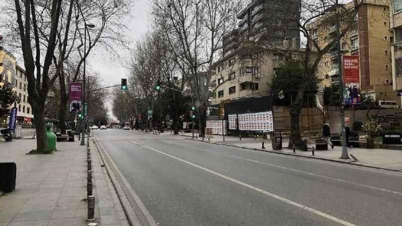 Bakanlıktan sokağa çıkma yasağı açıklaması