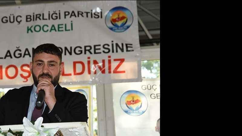 Sezgin Sevim, Güç Birliği Partisi il başkanı seçildi