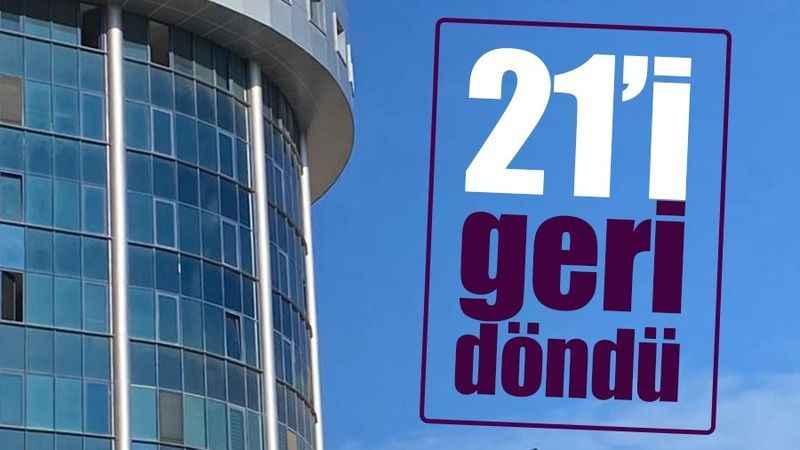 Davaları kazanıyorlar: 21 sözleşmeli memur İzmit Belediyesine geri döndü