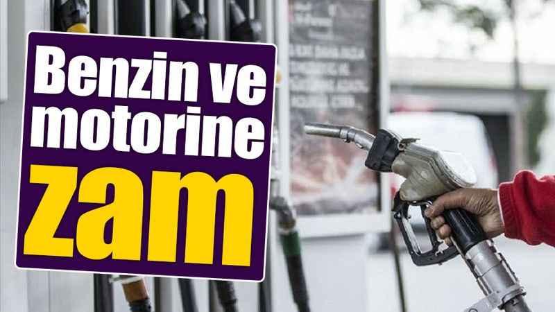 Benzin ve motorine zam: Pompa fiyatlarına yansımayacak