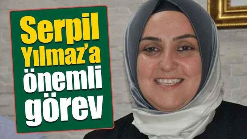 Serpil Yılmaz'a AK Parti'de bir önemli görev daha