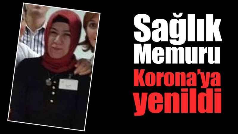Kocaeli Devlet Hastanesi çalışanı Korona'ya yenildi