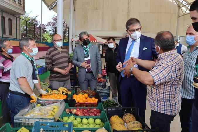CHP bu kez Akmeşe'de