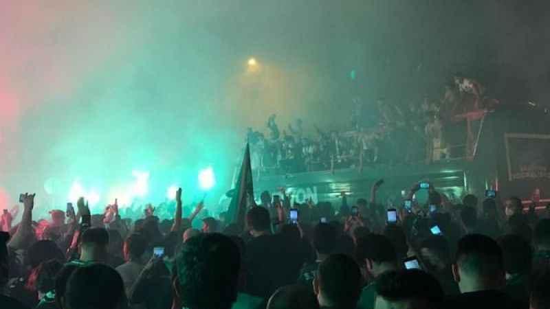 Kıraç geliyor: Kocaelispor'un kutlama programı belli oldu