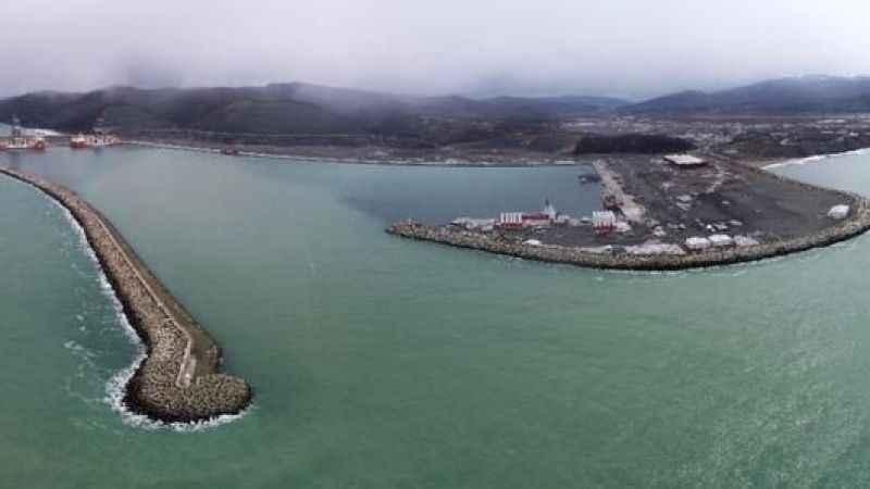 İhracata önemli katkı: Filyos Limanı açıldı