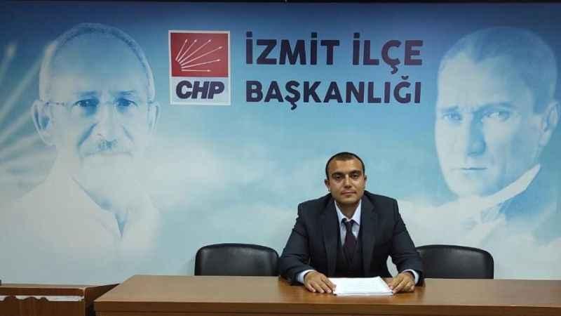 CHP İzmit İlçe Gençlik Kollarında yönetim belirlendi