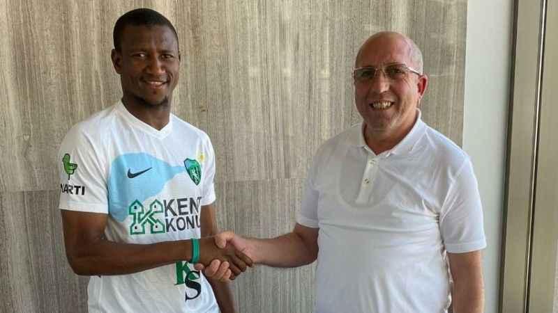 Kocaelispor'a ilk transfer