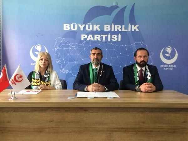 Muhsin Yazıcıoğlu'nun adını şemsiye olarak kullandılar