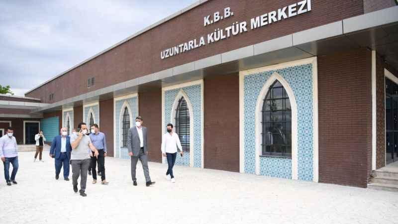 Kartepe'nin yeni kültür merkezi