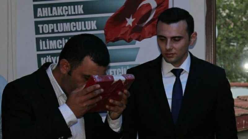 Kemal Okur il başkan vekili oldu