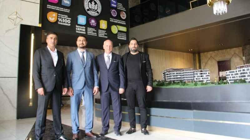 Terrace Yahya Kaptan'ın ikinci etabı İzmit'e yakışacak