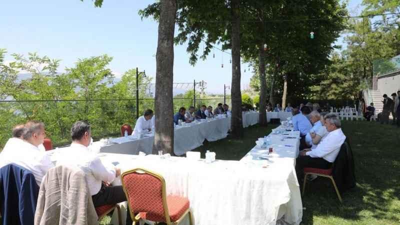 AK Parti'den 2.kapsamlı SEDAŞ toplantısı
