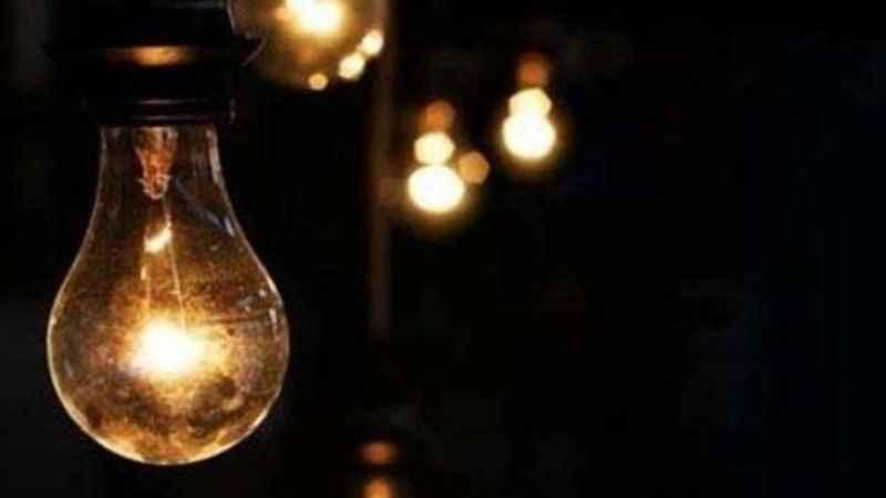 Beş ilçede elektrik kesilecek
