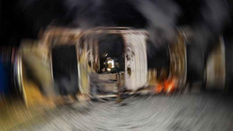 İşçilerin kaldığı konteyner alev alev yandı