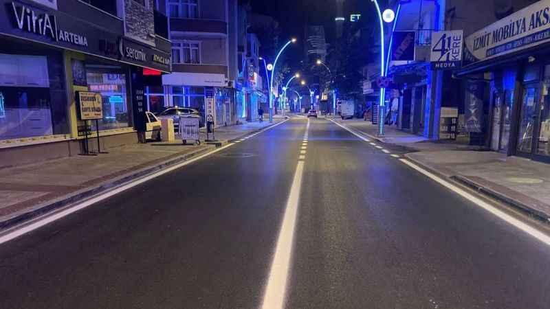İşte yeni Bağdat Caddesi