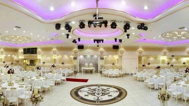 Belediyeden kiralık düğün salonu