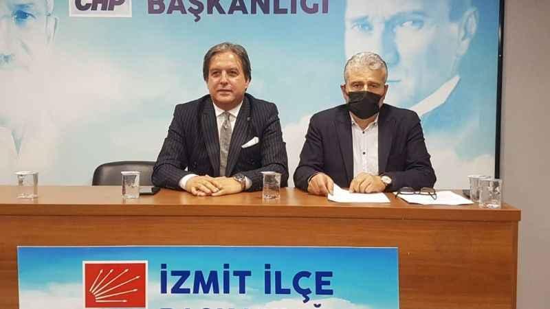 Mehmet Baştan: İzmit Belediyesi el atınca Büyükşehir'in aklına geliyor!