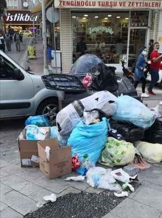 Fatih Özcan: Daha İzmit'te çöpü çözemeden neler konuşuyorsunuz!