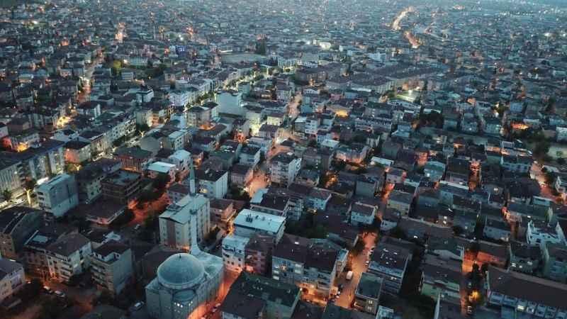 215 bin nüfuslu ilçeye SGK binası