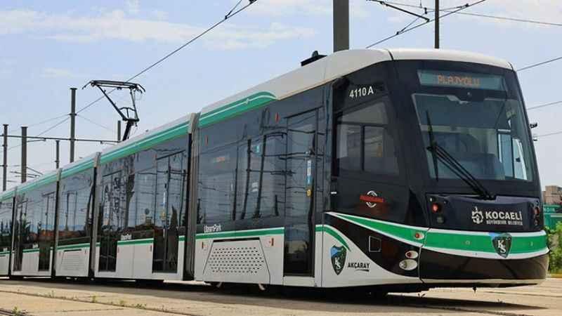 İzmit'teki o hatlarda tramvay aktarmalı sefer