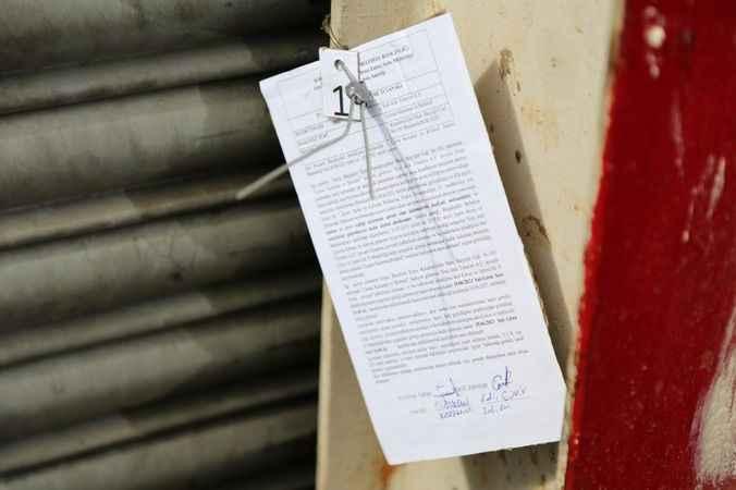Büyükşehir Kilez Deresi katilinin faaliyetini durdurdu