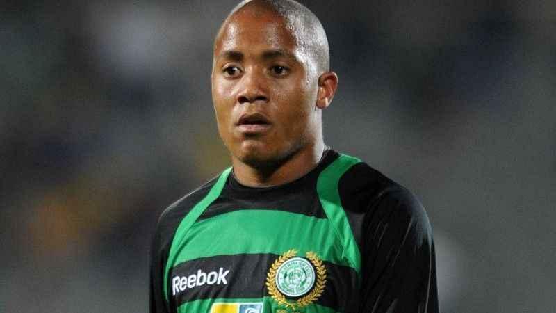 Kocaelispor'a Güney Afrikalı golcü