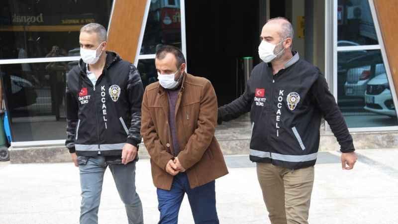 Gölcük'teki korkunç cinayetin zanlıları tutuklandı
