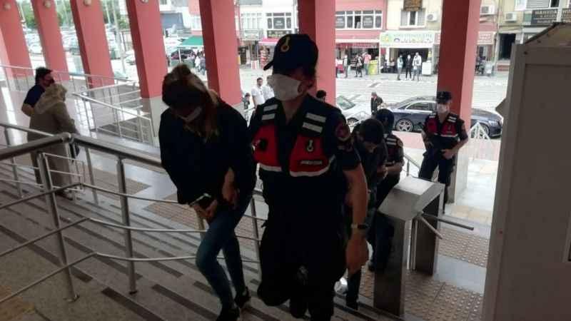 İzmit'te yakalandılar: 2'si tutuklandı
