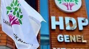 HDP binasında silah sesleri. 1 ölü