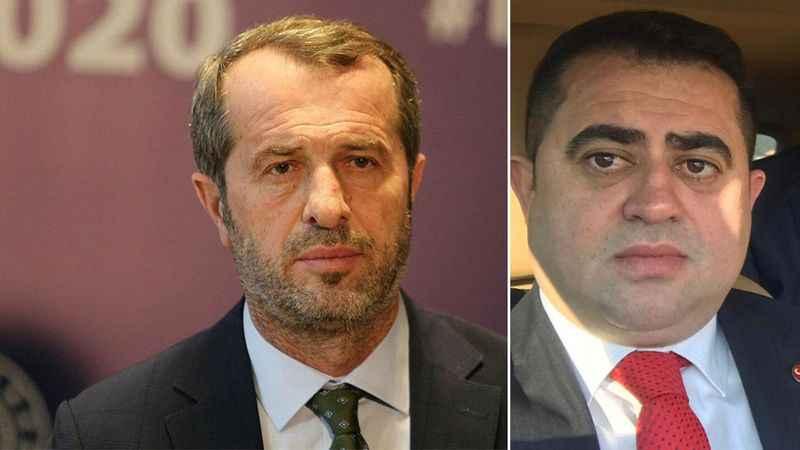 Erkan Azeri'den isim vermeden Saffet Sancaklı'ya: Tokatçı!
