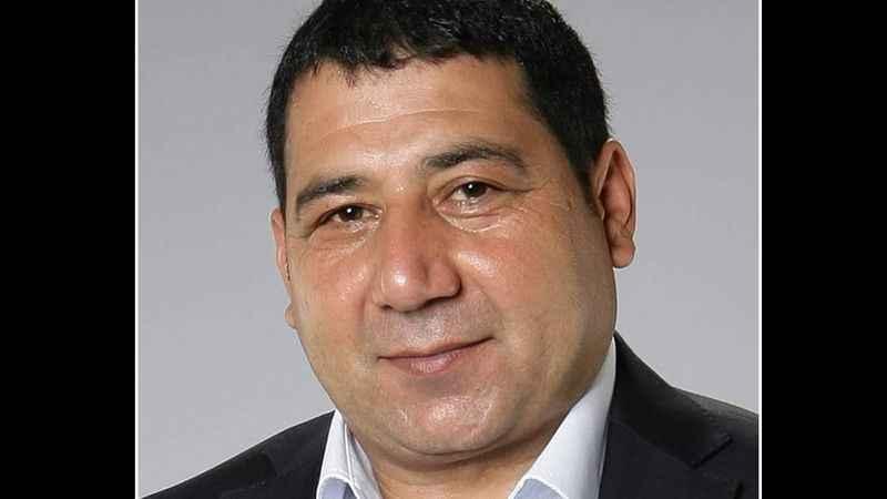 AK Partili İdris Demir'in acı günü