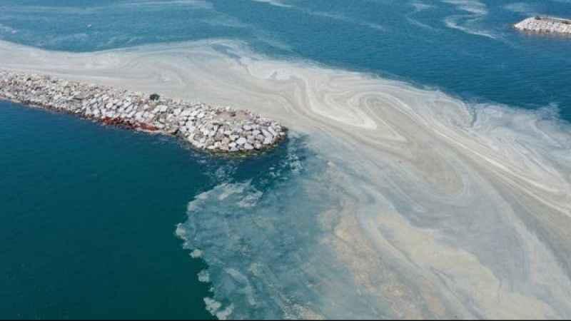 Marmara Denizinde ölümcül gaz korkusu