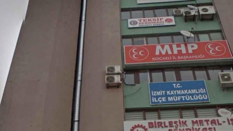 MHP'de iki istifa daha