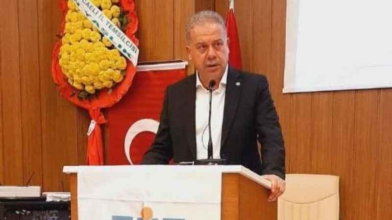 Büro Memur-Sen'de Ömer Türk güven tazeledi