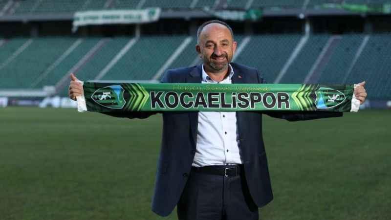 Kanserken Kocaelispor'u şampiyon yaptı. Geriye bu görüntüler kaldı