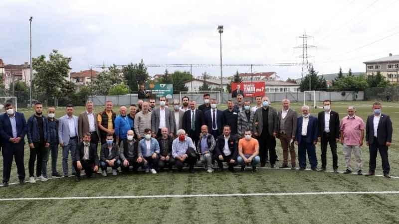 Amatör spor kulüplerine bu yıl 51 milyonluk yatırım