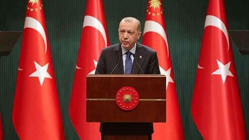 Yasaklar kalkıyor mu? Erdoğan konuşuyor canlı yayın izle