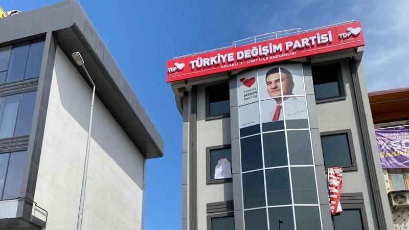 İşte TDP İzmit'in yeni yönetimi