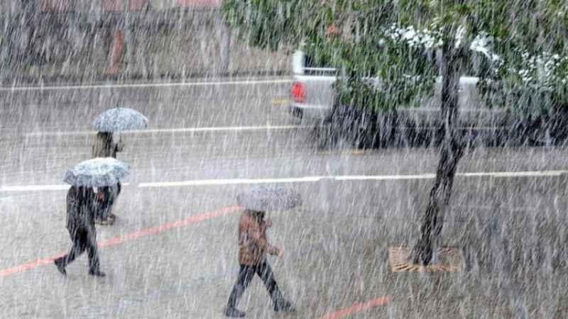 Sel baskını olabilir: Meteorolojiden sağanak uyarısı