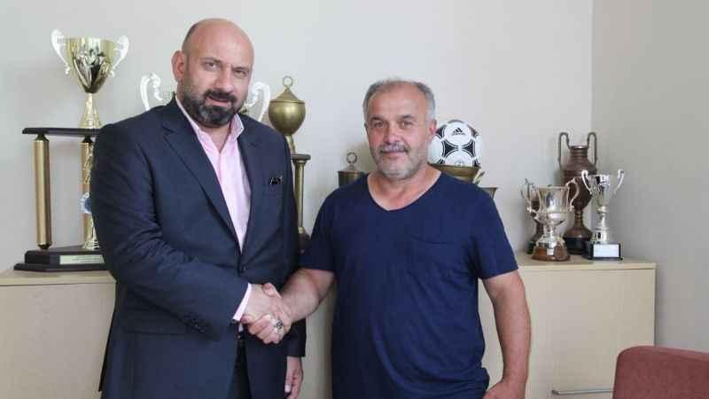 Yeni başkan Serdar Tunçay