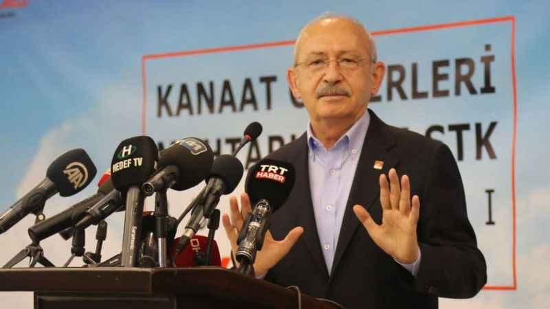 Kılıçdaroğlu Kocaeli'de: Özeleştiri yapıyorum