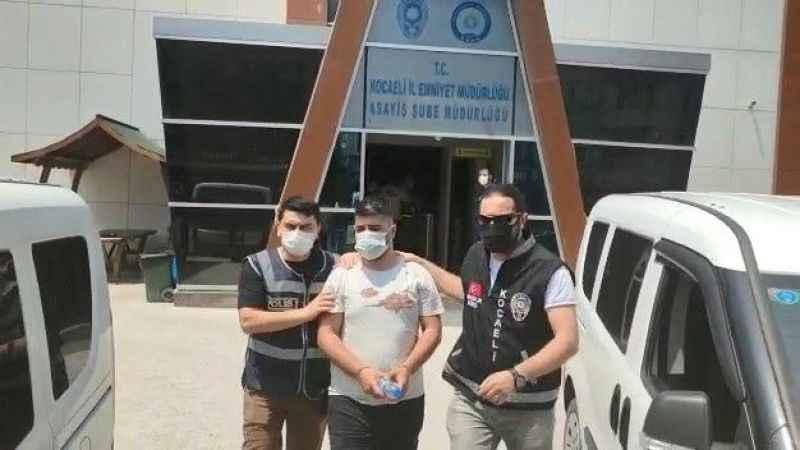 100 bin TL'lik ziynet eşyası çalmışlardı: 1 kişi tutuklandı