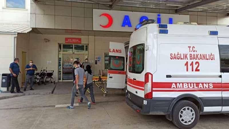 Kocaeli'de pres makinesinde yaralanan işçi kurtarılamadı