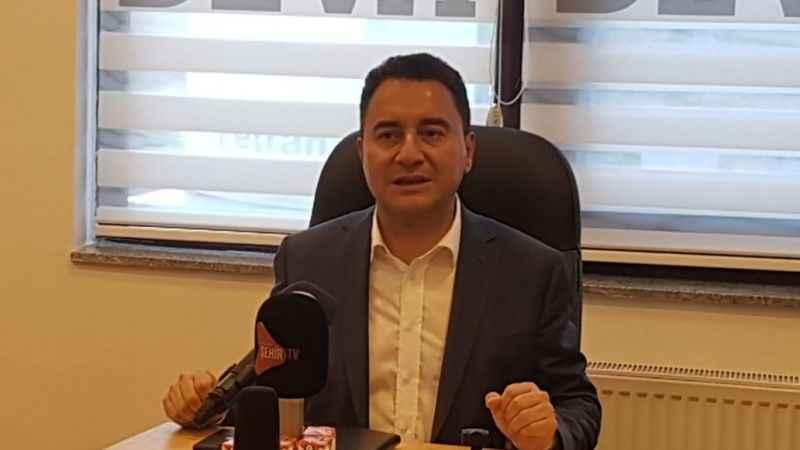 Babacan iddialı: Seçimden sonra değişiklik olacak