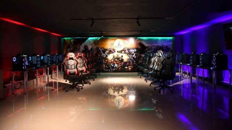 Kartepe'de E-Spor merkezi hazır