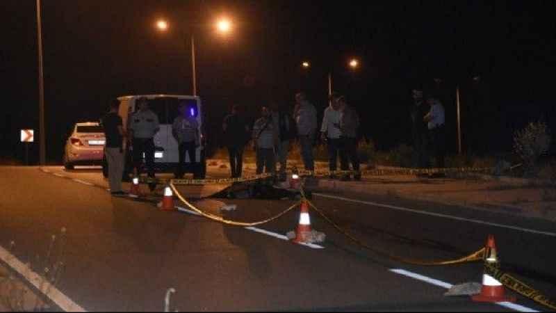 UlaşımPark şoförü kazaya kurban gitti