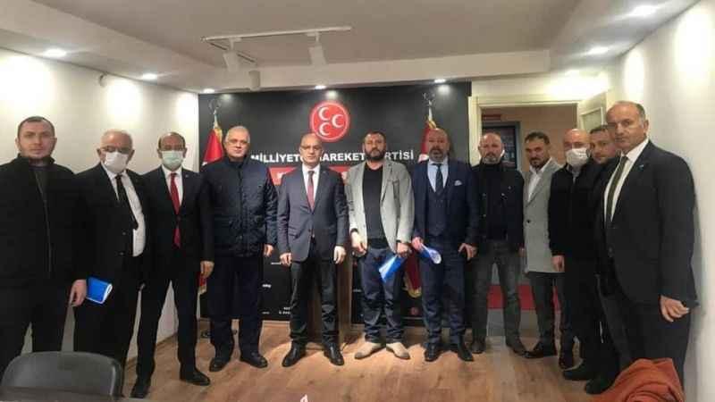 MHP kulisleri: Tüm ilçe başkanları görevden alınacak